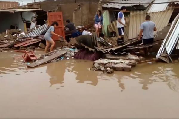 Construcciones resilientes, entre lluvias y sequías