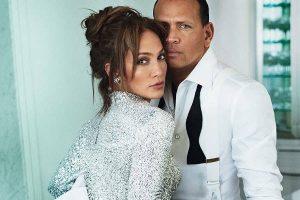 Jennifer Lopez y su candente foto para Vanity Fair
