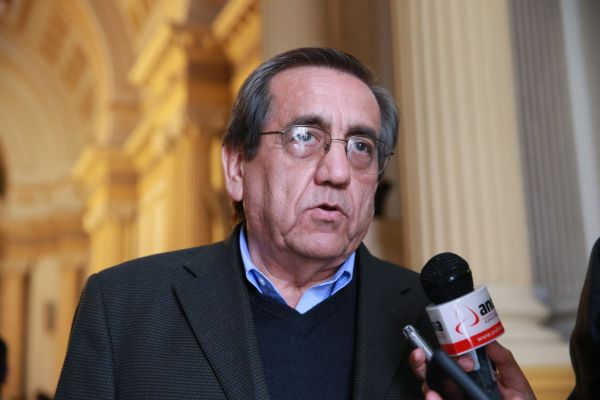 Jorge del Castillo afirmó que el Apra está combatiendo contra el comunismo
