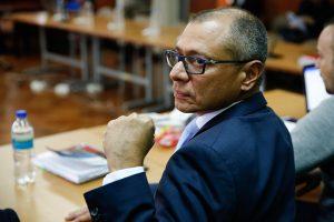 Odebrecht: 6 años de prisión a vicepresidente ecuatoriano