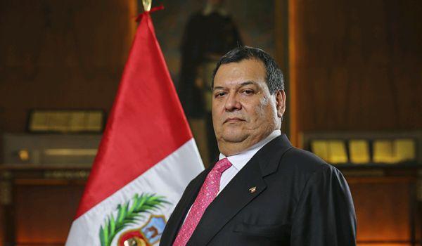 Jorge Nieto renunció al Ministerio de Defensa