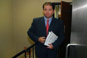 Julio Rodríguez analiza la crisis del CNM