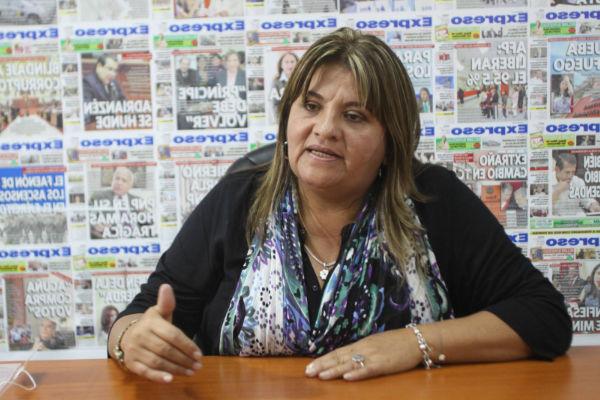 """Jenny Zuñiga: """"ONG secuestran a los presidentes de turno en Perú"""""""