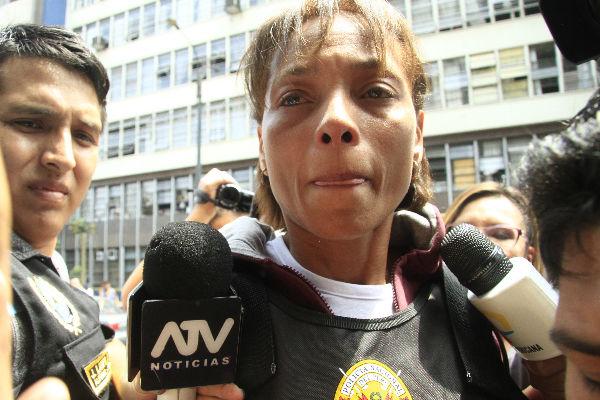 Jessica Tejada: Sala Penal deja al voto pedido para afrontar proceso en libertad