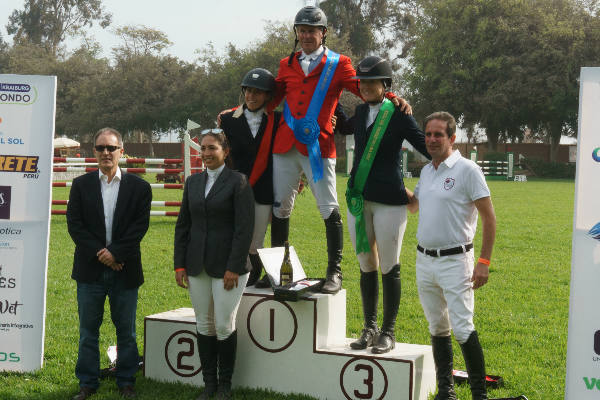 XXXIV Concurso Ciudad de Lima congrega a jinetes de la élite mundial