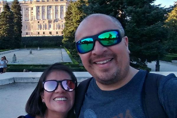 Jorge Martinench sufre extraña enfermedad y necesita donación de sangre urgente