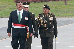 """Jorge Nieto sobre cambio en el Ejército del Perú: """"Es un procedimiento regular"""""""