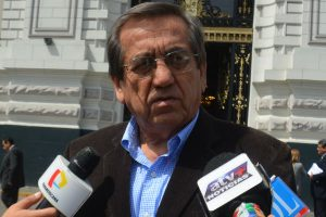 """Jorge del Castillo: """"Creo que Acción Popular pierde mucho con esos problemas"""""""