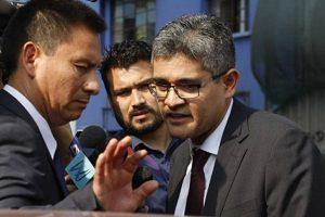 José Domingo Pérez halla informe sobre Keiko Fujimori en oficina de asesor