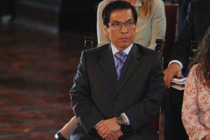José Hernández: Congresistas presentan moción deinterpelacióncontra el ministro