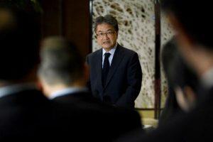 Enviado especial para Norcorea anuncia retiro