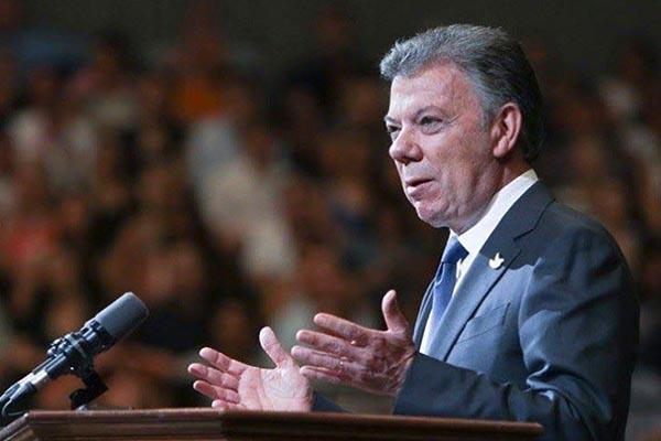 Colombia: Gobierno niega que Juan Manuel Santos esté detrás del atentado en Venezuela