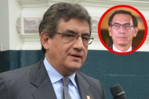 Cuestión de confianza: Martín Vizcarra solicita reunirse con voceros de bancadas