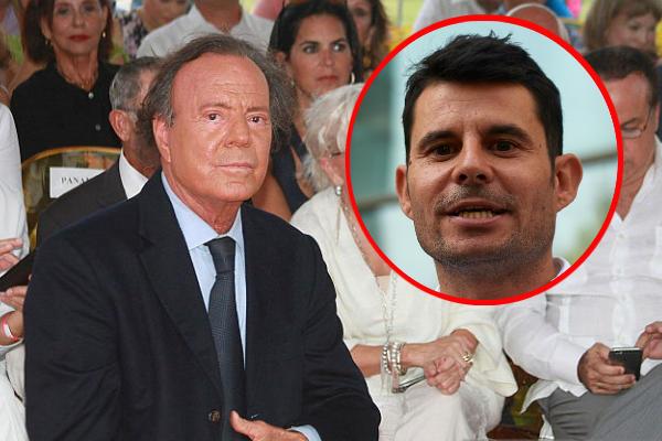 Julio Iglesias acepta demanda de paternidad