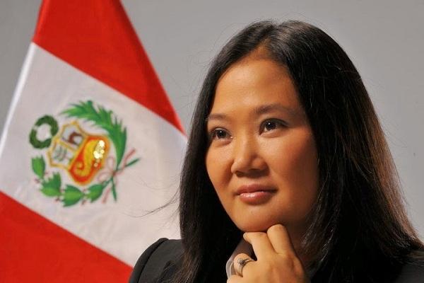 Confirmado: Keiko Fujimori sí irá a reunión con PPK