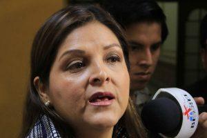 Karina Beteta: No se puede cuestionar liderazgo de Keiko en FP