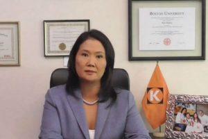 """Keiko Fujimori enjuiciará a """"El Comercio"""" por difamación"""