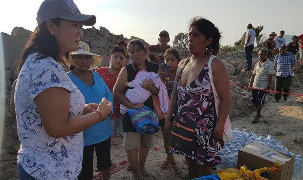 """Keiko Fujimori: """"Los peruanos tenemos fortaleza interna"""""""