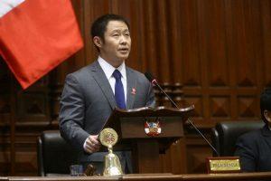 Kenji Fujimori postularía a la presidencia en comicios de 2021