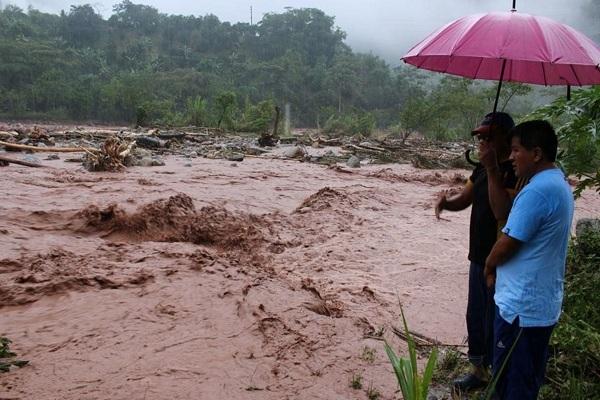 Senamhi: Intensas lluvias en 83 provincias desde esta tarde