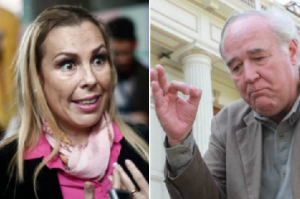 """Vitocho"" cuestiona a ministra Molinelli"