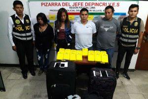 "Desarticulan banda ""Los temibles de Huancayo"" en SJM"