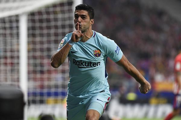 Barcelona empató 1-1 con Atlético de Madrid