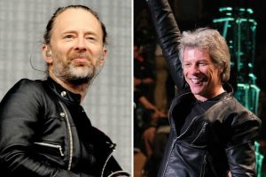 Radiohead y Bon Jovi al salón de la Fama