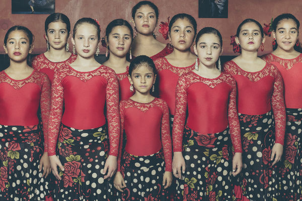 """Llega espectáculo """"Color flamenco"""""""