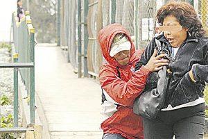 Callao: Ladrón de celulares recibe fuerte castigo