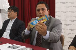 Salmonella: 36,000 unidades de leche en polvo con riesgo
