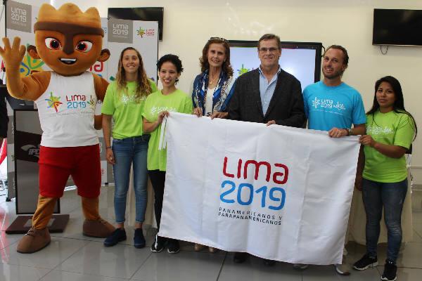 Panamericanos Lima 2019: Cuatro deportistas fueron nombrados «Embajadores Deportivos»
