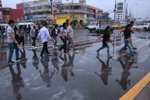 Senamhi no descarta más precipitaciones en los próximos días