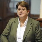 Lourdes Alcorta solicita informe sobre quiénes son los asesores de Martín Vizcarra