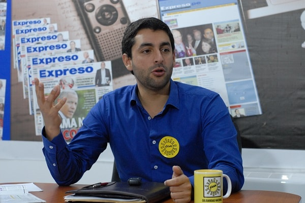 """Luis Castañeda Pardo: """"Usaremos tecnología para arrinconar a la delincuencia"""""""