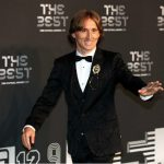Premios The Best: Luka Modric ganó en la categoria 'Mejor Jugador del Año'