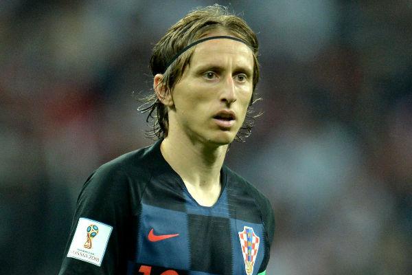 Técnico de Croacia dice que Luka Modric es el hombre del Mundial