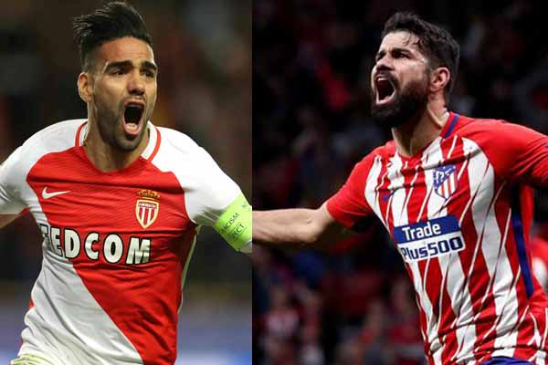 Champions League: Atlético de Madrid vs. Mónaco por el grupo A