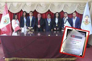 Midis reconoce a Municipalidad del Callao por destacada labor