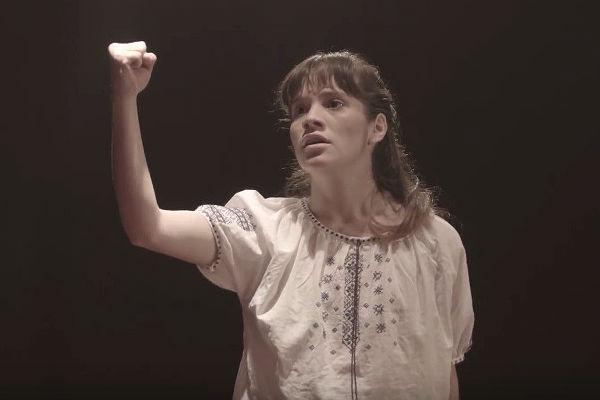 """Una historia de amor israelí"" en el Centro Cultural El Olivar"