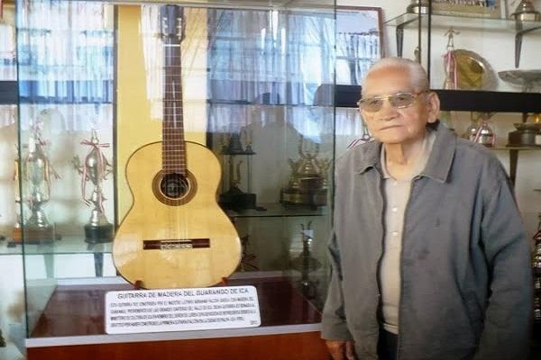 Merecido homenaje al maestro Abraham Falcón