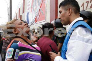 Maranguita: Director del establecimiento entre los heridos que dejó el enfrentamiento