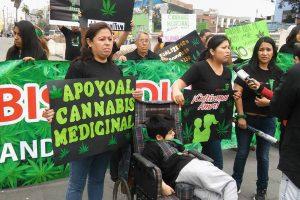 Convocan a marcha por legalización de marihuana