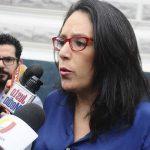 """Marisa Glave: El fujimorismo es una """"fuerza política de tendencia autoritaria"""""""