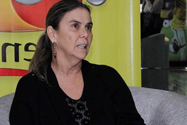 Marisol Crousillat no regresa a Combate