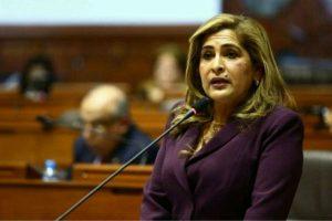 Maritza García es expulsada de la bancada de Fuerza Popular