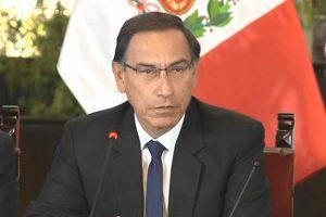 Martín Vizcarra lidera reunión del Acuerdo Nacional sobre las Reformas [VÍDEO]