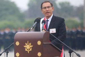 """Martín Vizcarra: """"Estamos intensificando acciones para lograr la pacificación total del Vraem"""""""