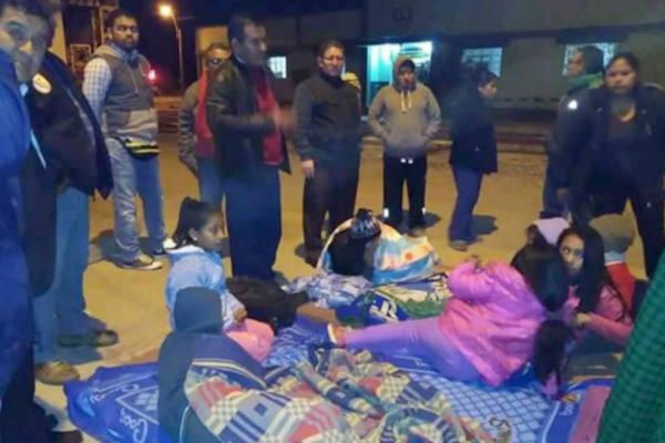 Matucana: Sismos dejan 72 afectados y dañan 18 viviendas
