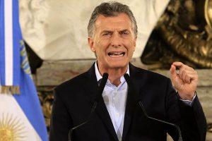"""Mauricio Macri: Con la devaluación de la moneda local """"la pobreza va a aumentar"""""""